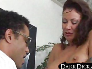 colorless older lady fucks black boss mixed ancient