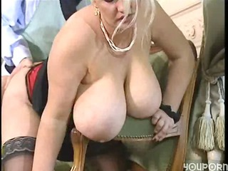 Big Tits Chubby Doggystyle  Natural