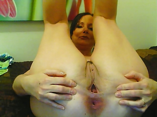Mature Pussy Solo Webcam Wife