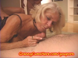 grannys swingers party and bunch drill