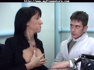 European Mature Mom Old and Young Stripper