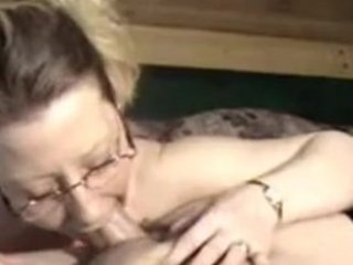 Amateur Blowjob Glasses Homemade Wife