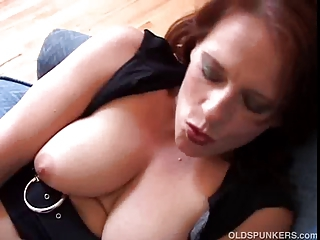 stunning mature fresh has giant beautiful breast and a nice wet