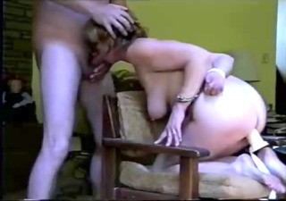 rough fuck #9 (mature blond slut)