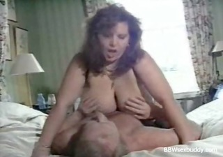 breasty big beautiful woman acquires screwed in hotel room