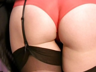 Amazing Ass  Panty Solo Stockings