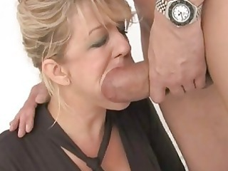 pretty looking slutty wife got double fucked