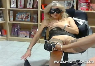 Fetish Latex Mature Skinny Stockings Webcam