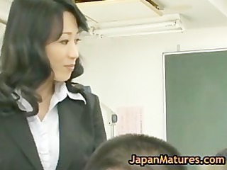 Asian Cute Japanese  Pornstar Teacher