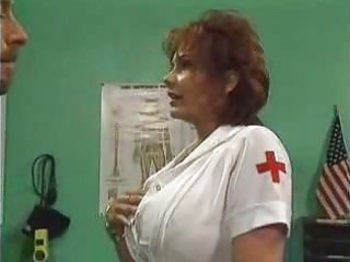 Big Tits Mature Nurse Uniform Vintage