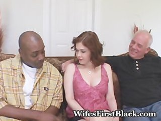 sexy wife cuckold movie scene