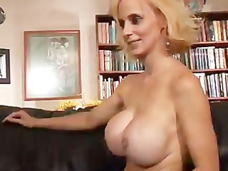 hawt older woman seduces her sons friend