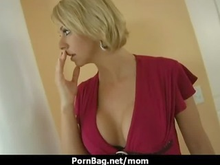 large boobs mommy seduced son\&#363_s ally 3