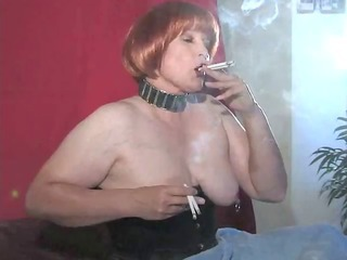 Fetish Piercing Smoking