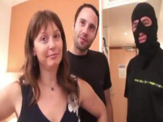 European Fetish French Mature Threesome