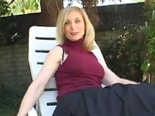 Mature Mom Outdoor
