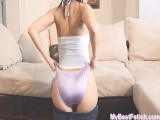 Ass  Panty Stripper
