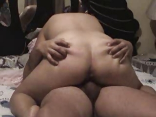 Amateur Ass Chubby Homemade Older Riding Wife