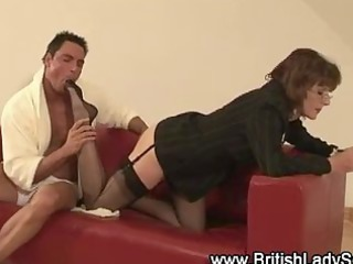 stockinged bitch foot fetish