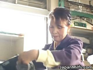 blistering japanese milfs sucking increased by fucking