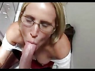Blowjob Glasses