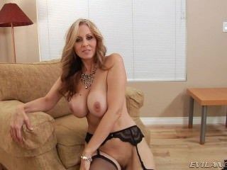 Amazing Big Tits Lingerie  Mom Pornstar