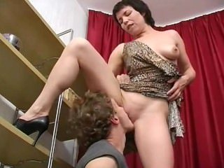 Clothed Licking  Mom Old and Young Pussy Russian Shaved