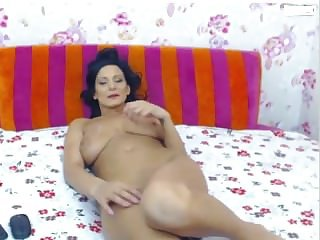 European  Mom  Solo Webcam
