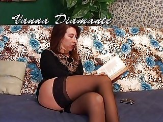 Amazing European Italian  Mom Stockings