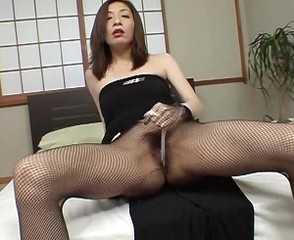 Asian Japanese  Pantyhose