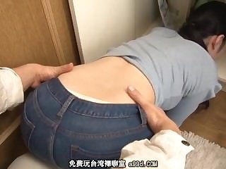 Asian Ass Japanese Jeans