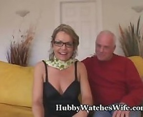 Cuckold Glasses Mature Wife