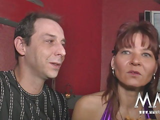 European German Mature Older Swingers Wife