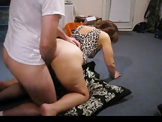 Ass Clothed Doggystyle  Mom Old and Young