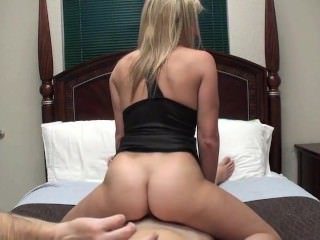 mom;mother;old;cougar;mature;milf;old-and-young;young;pov;point-of-view;blonde;son;stepmom;stepson;amateur;homemade