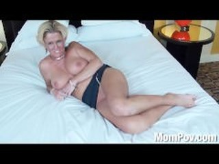 Big Tits  Mom Pov