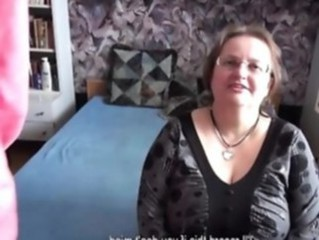 Amateur Big Tits Chubby Glasses Homemade Mature Natural