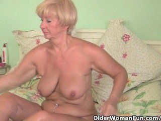 olderwomanfun.com;granny;grandma;mature;milf;mom;mommy;masturbation;old;chubby;busty;cougar;blonde;shaved;fingering;point-of-view