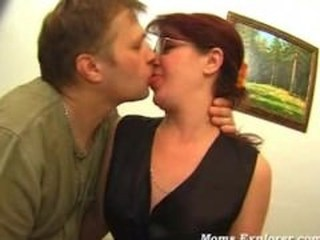 Glasses Kissing  Russian