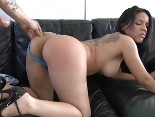 Amazing Ass Latina  Tattoo