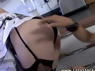 Ass British European Lesbian Lingerie  Stockings