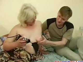 Amateur Mature Mom Old and Young Russian Small Tits