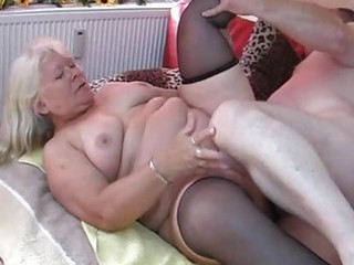chubby amateur housewife licks and copulates on her purfle