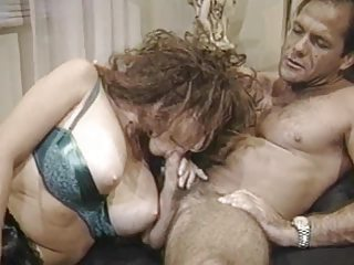 Blowjob  Older Pornstar Vintage