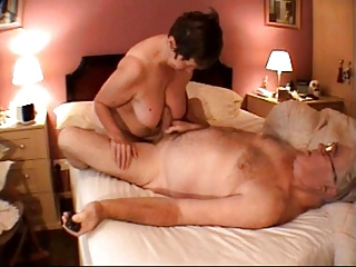 old handjob massage