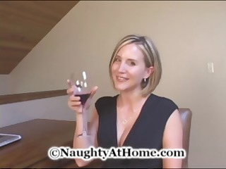 Amazing Cute Drunk  Wife
