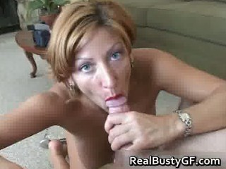 Amateur Blowjob Cute  Older Pov Wife