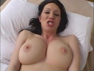Big Tits Hardcore  Mom Natural Pov