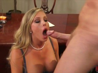Amazing  Blowjob  Office Pornstar Secretary