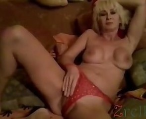Amateur Homemade Mature Mom Panty